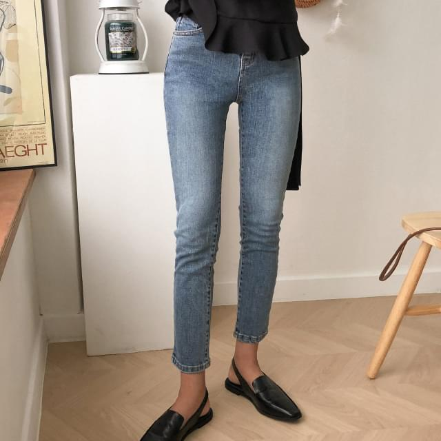 urban slim straight jean