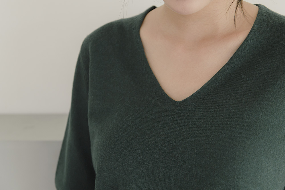 Fairy Short Sleeve Knit