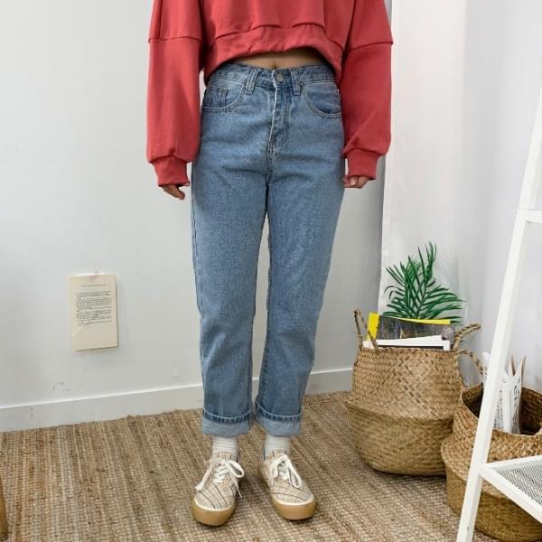 Commercial Denim Pants