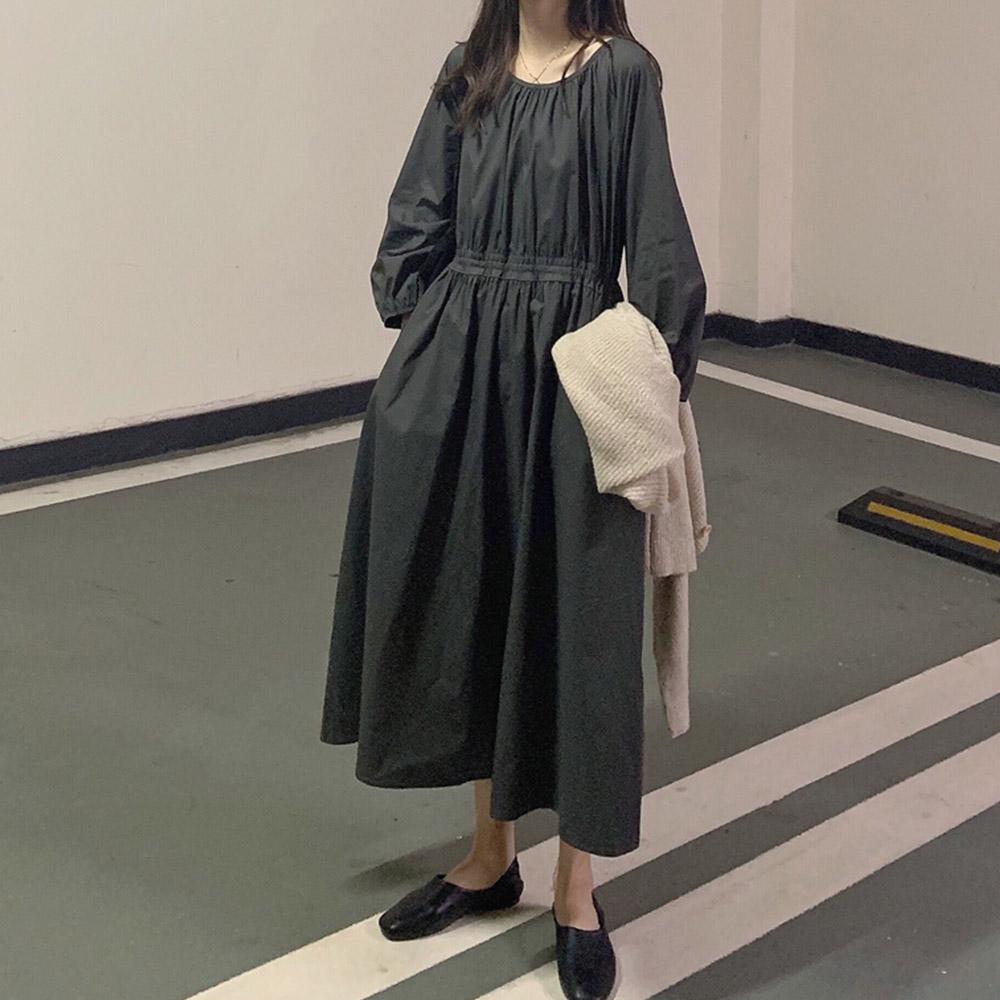 Moray Cotton Long Dress