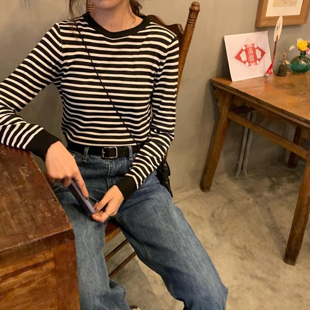Orette stripe knit