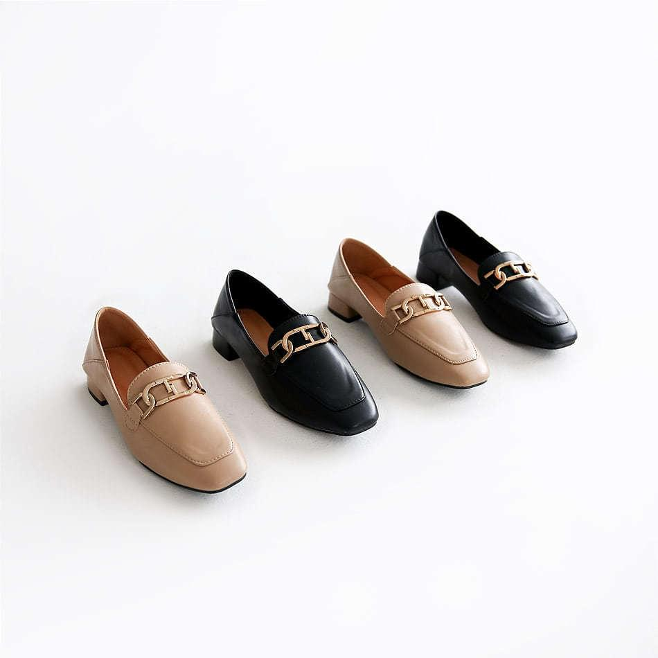 Eefence Loafers 2cm