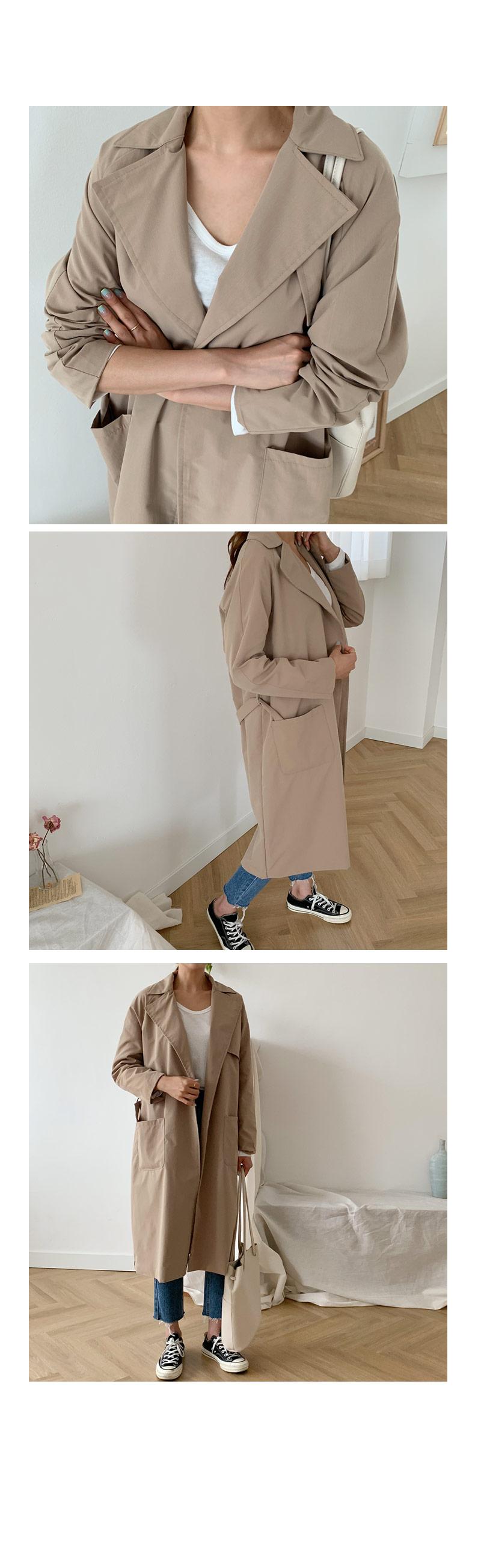 Mayron Trench Coat