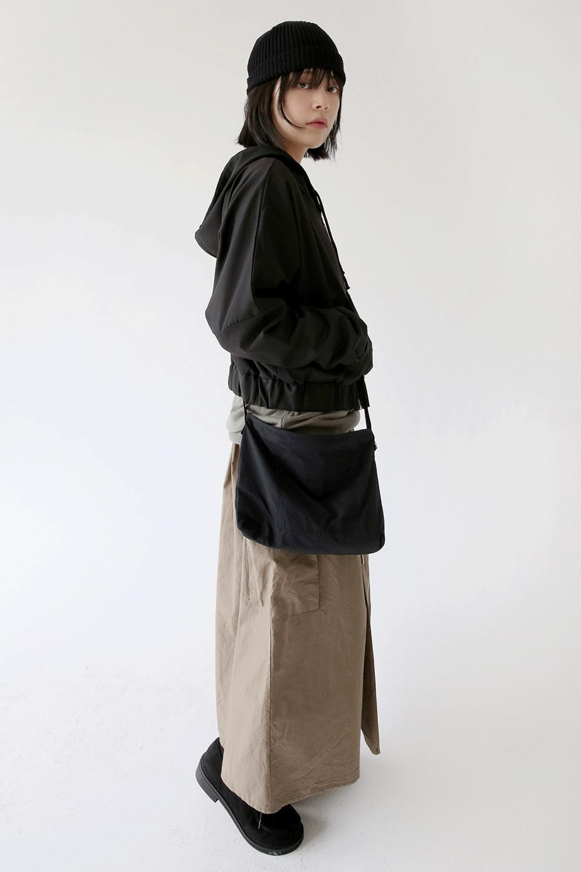 soft tenecel hood jumper (3colors)