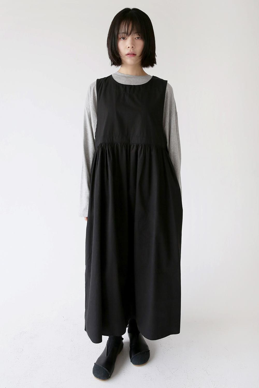 clean mood sleeveless dress