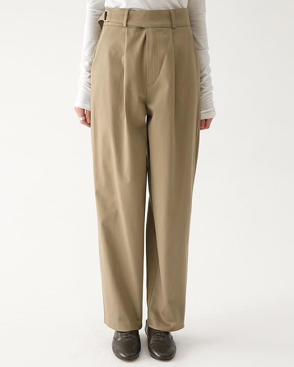 de mind wide pants (s, m)