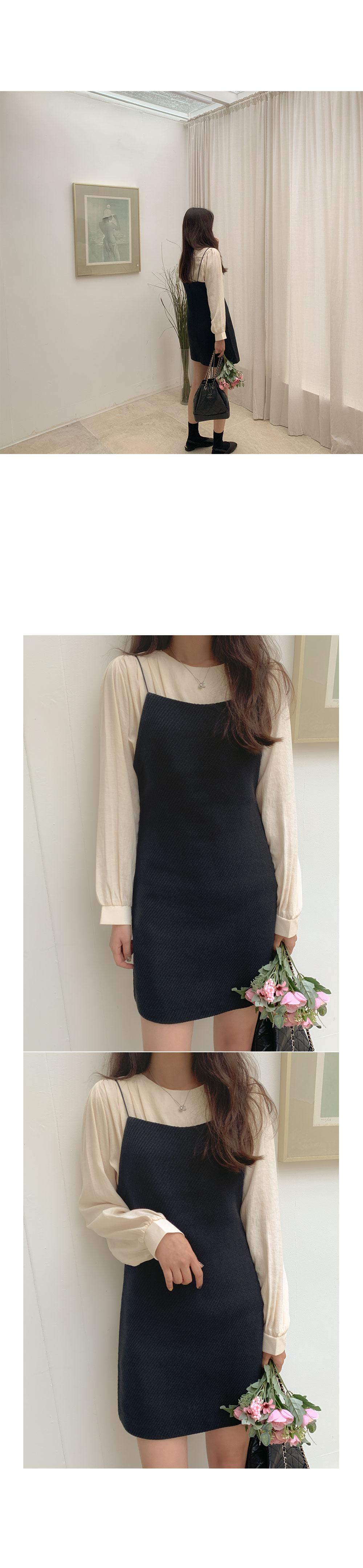 Neju bustier dress