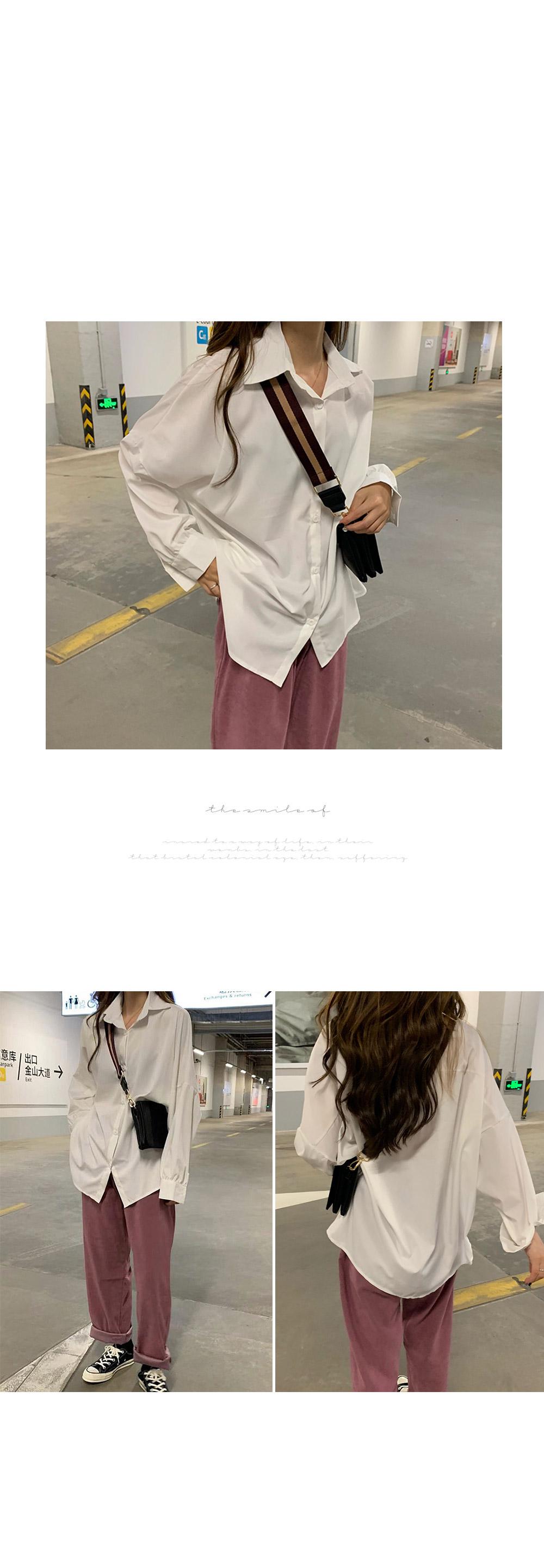 Soap Overfit Shirt