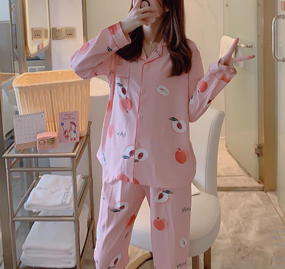 Luffy pajamas set