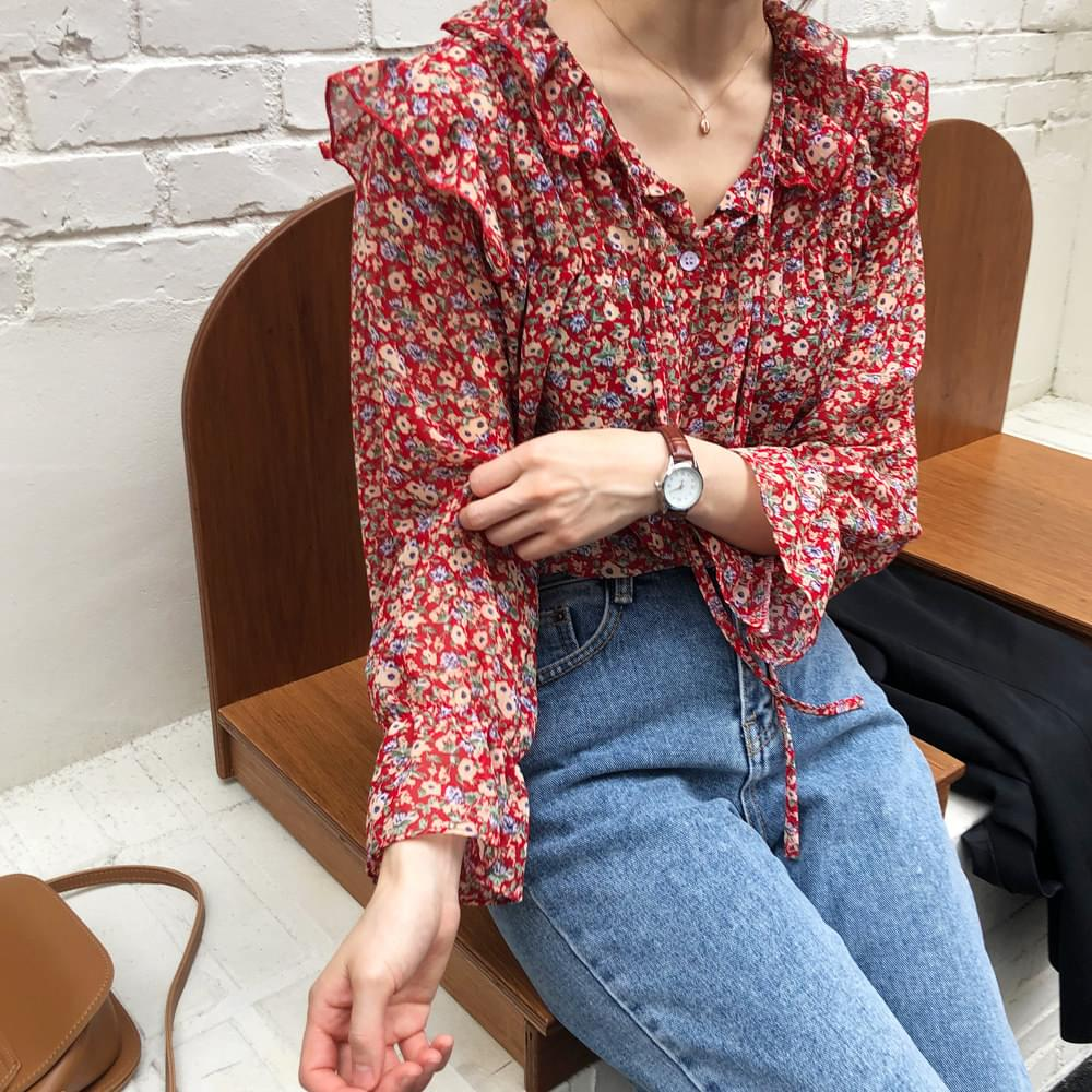 Buying vintage mood blouse