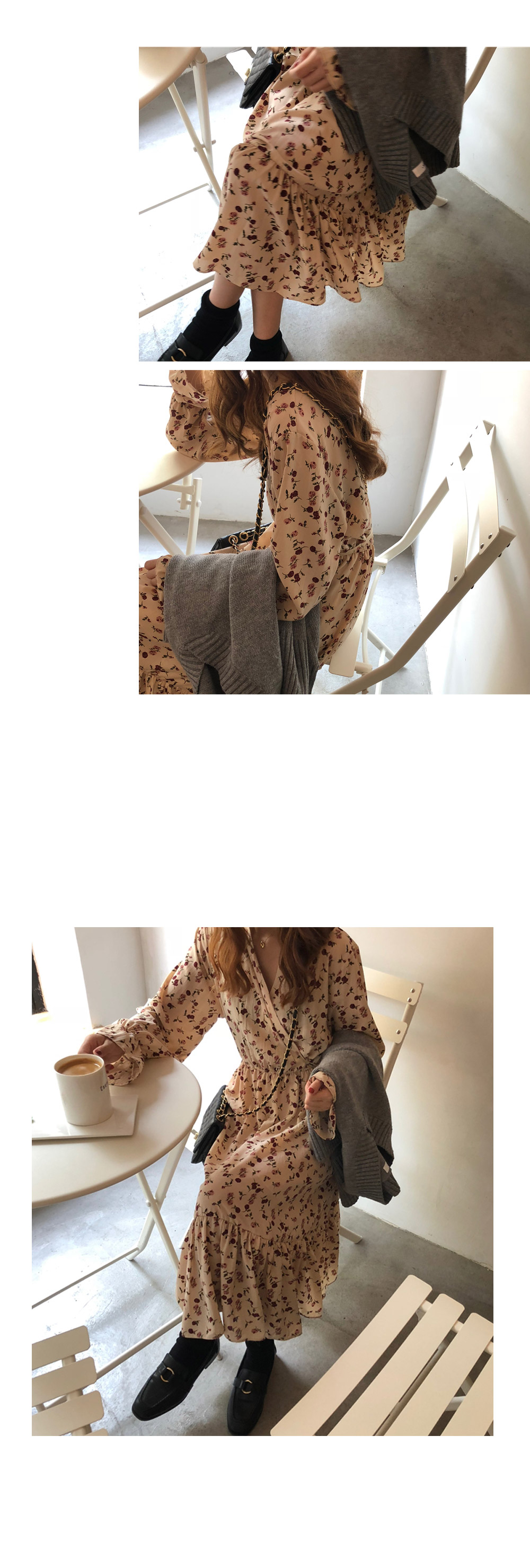 Rubesi Flower Dress