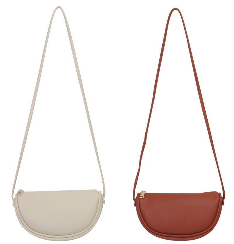 Seal round shape cross bag_J
