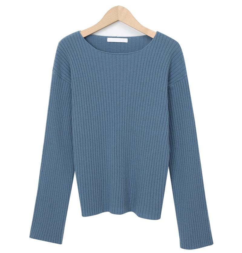 Sweet slim golgi knit_U