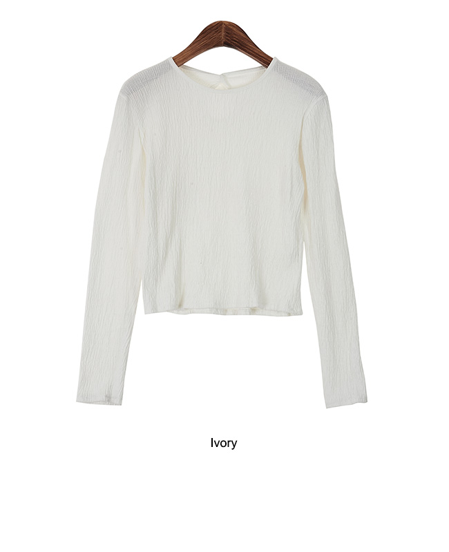 Modern Backhaul Crop T-shirt