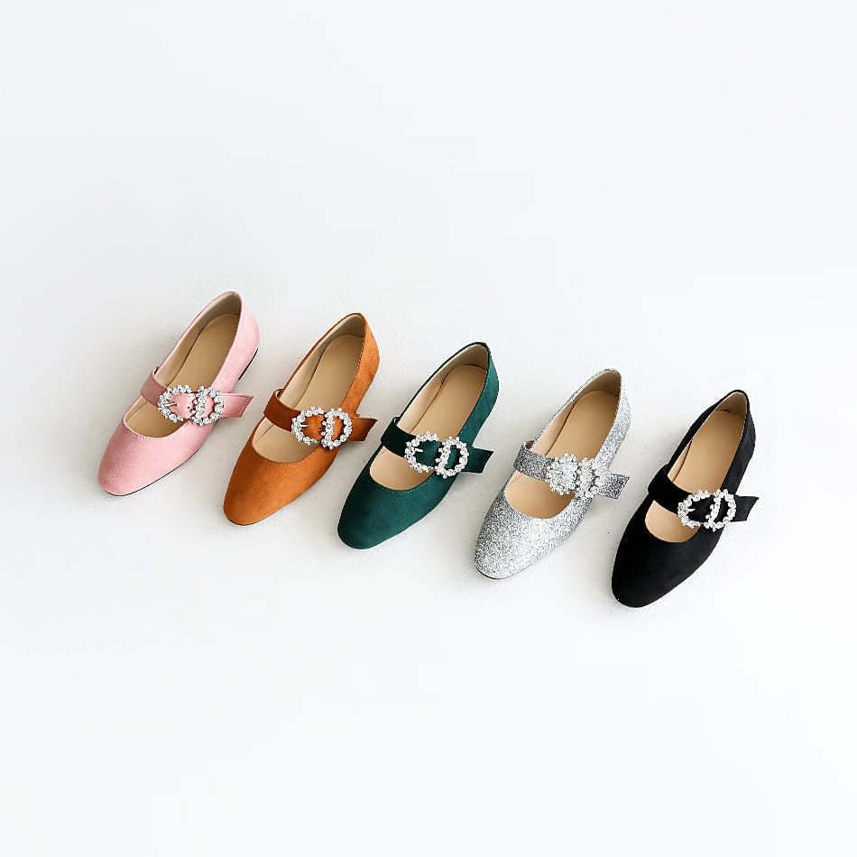 Divea Height Flat Shoes 2cm