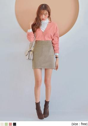 COTTON CANDY SOFT KNIT CARDIGAN