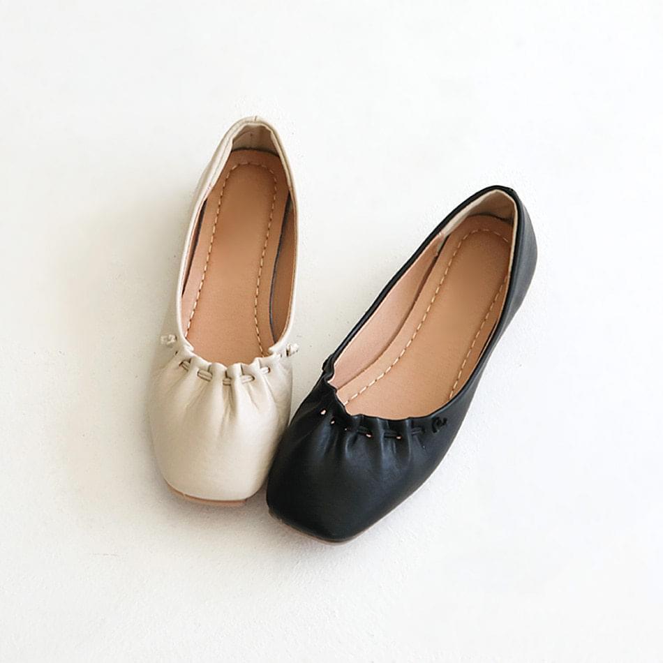 Copea Flat Shoes 1cm