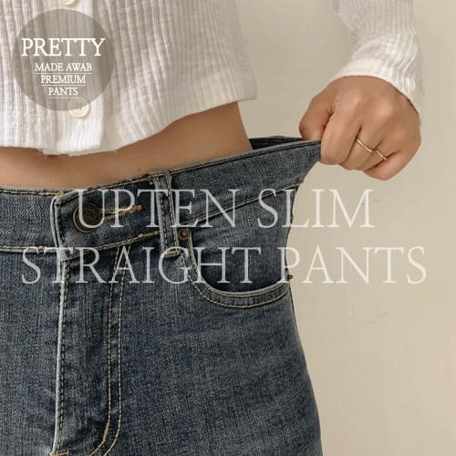 Upten Slim Date Pants