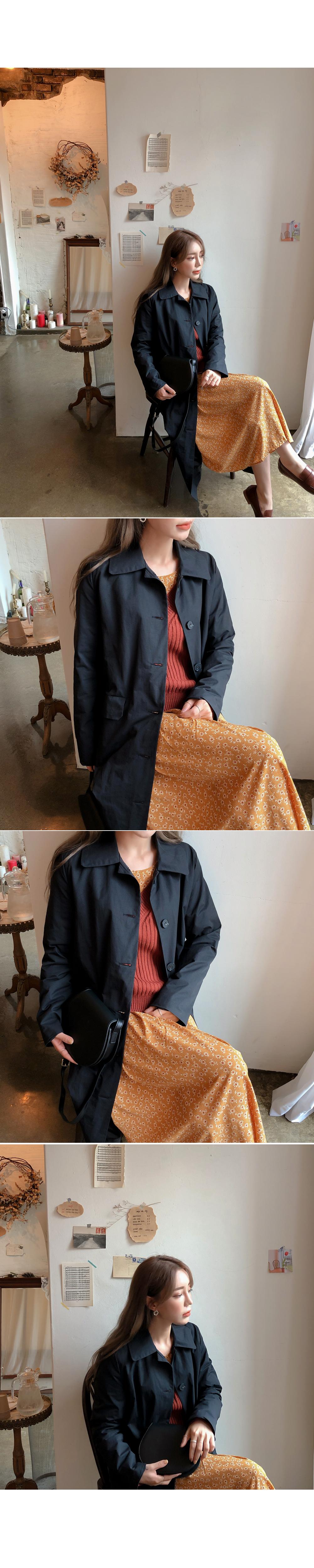 Basic Long Coat