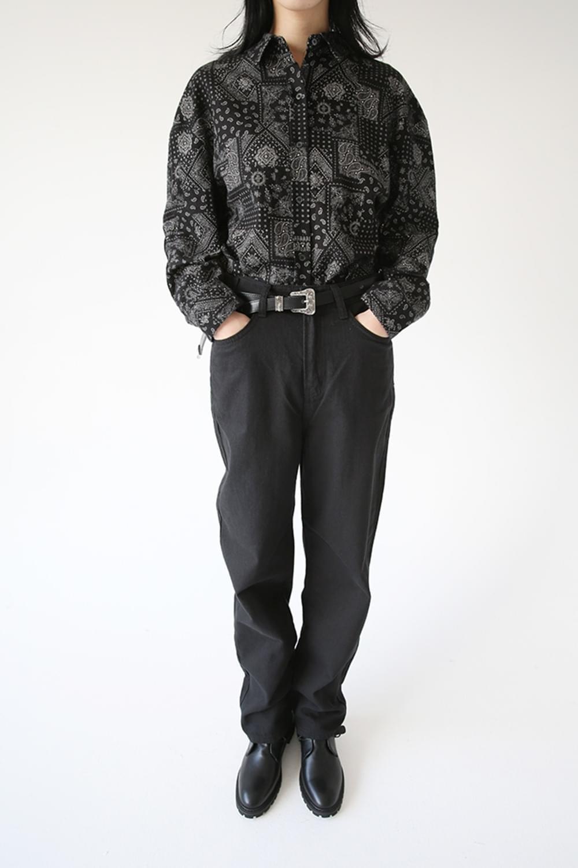 classic mood cotton pants (2colors)