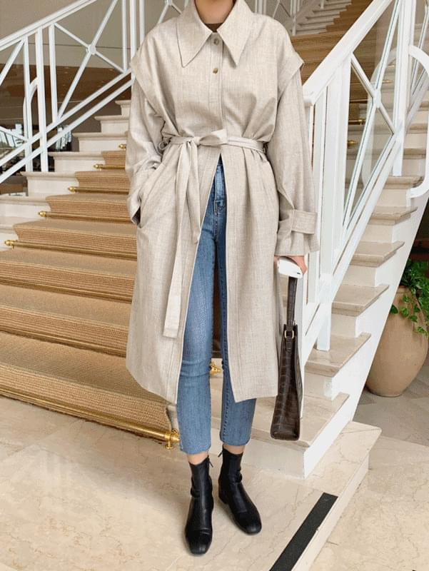 Jeanne Trench Coat