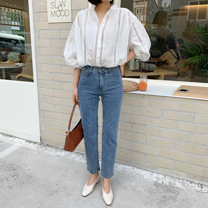 Magenta pants SM