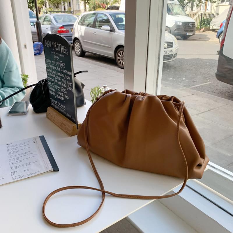 Rumming Leather bag