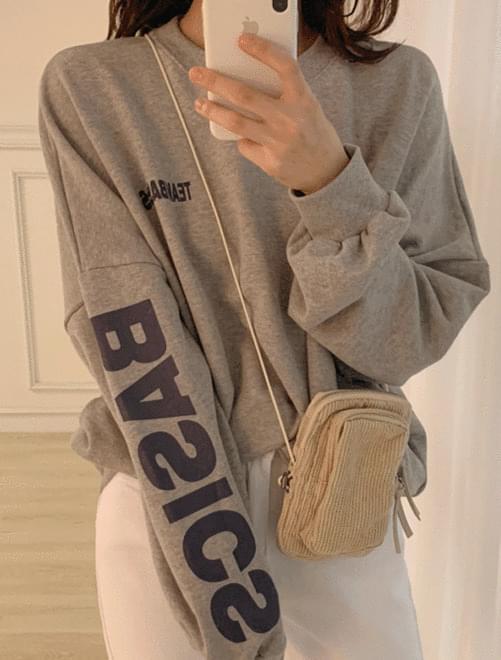 Corduroy Mini Bag _H