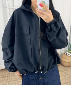 BIG Pocket Hood JP