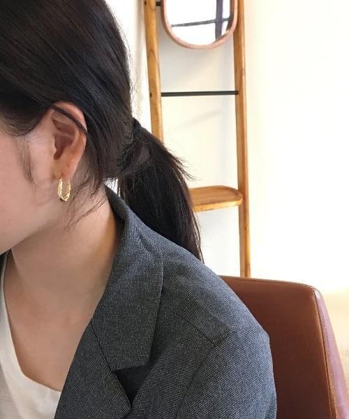 foll earring