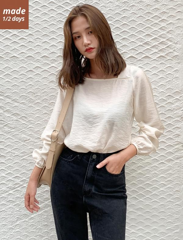 1/2 day blouse #611