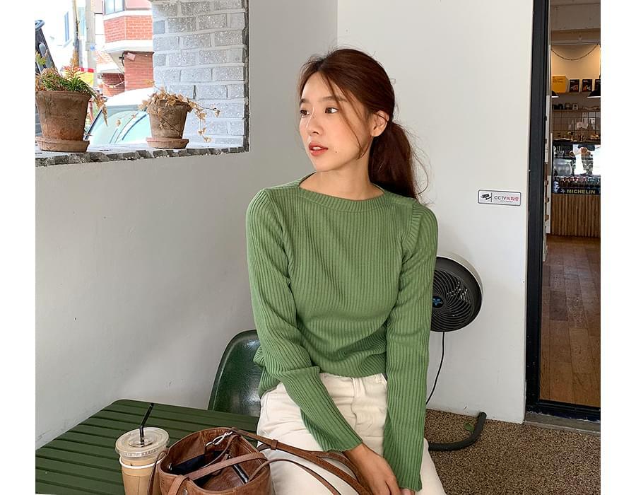 Like slim golgi knit_U