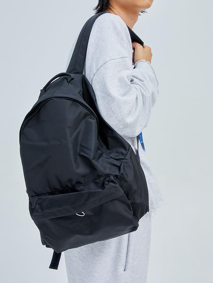 o-ring nylon backpack