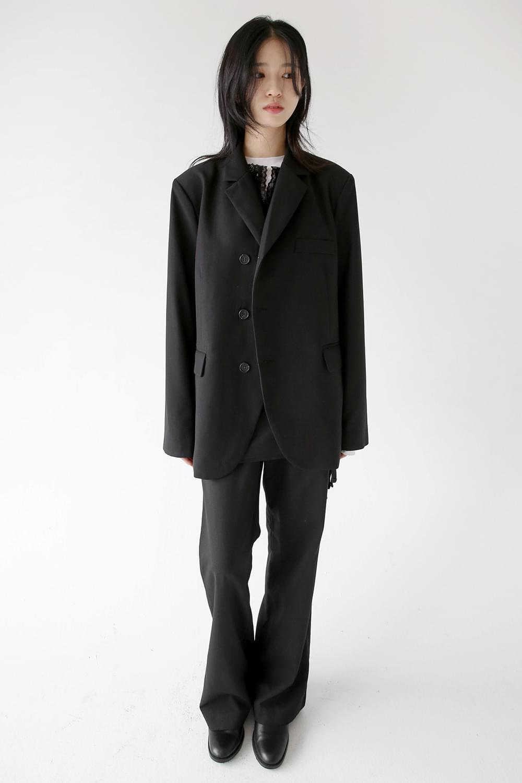 standard simple jacket (3colors)