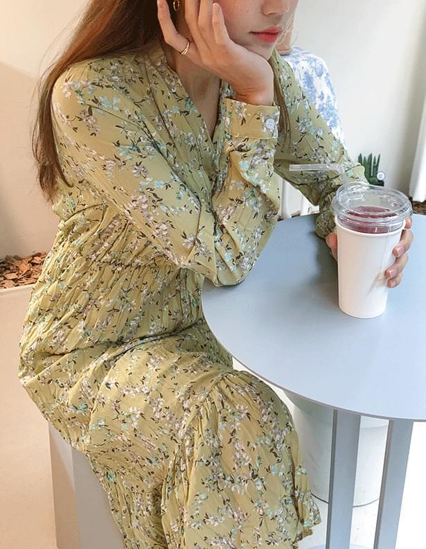 Benid Flower Dress