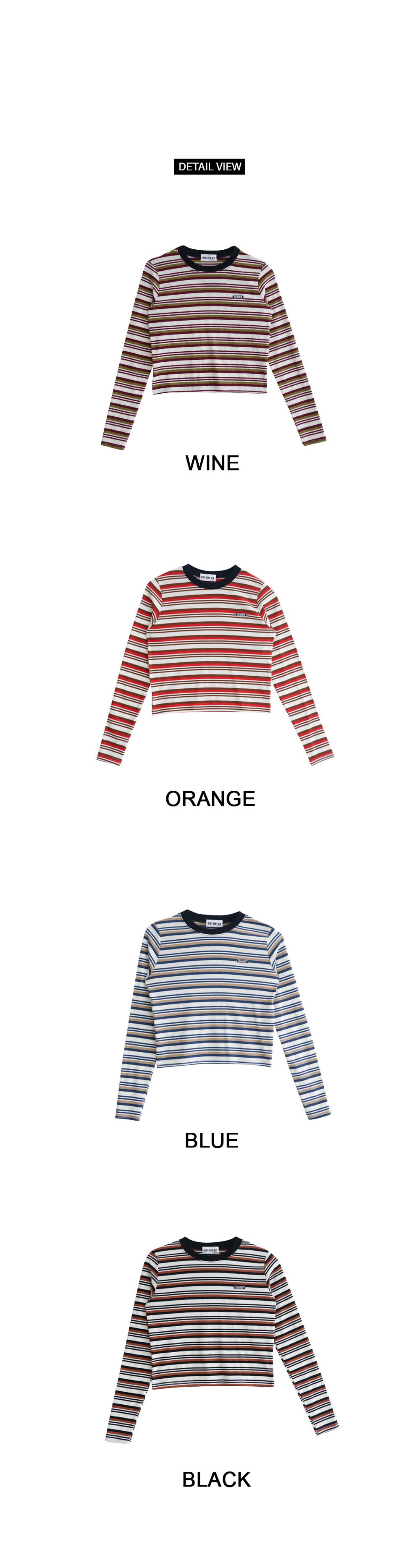 Maple Dangara long-sleeved T-shirt