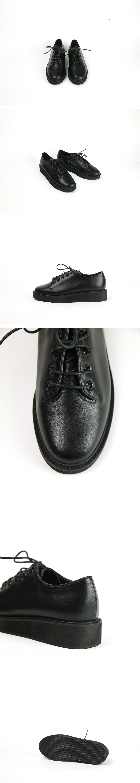 Basic Black Loafers