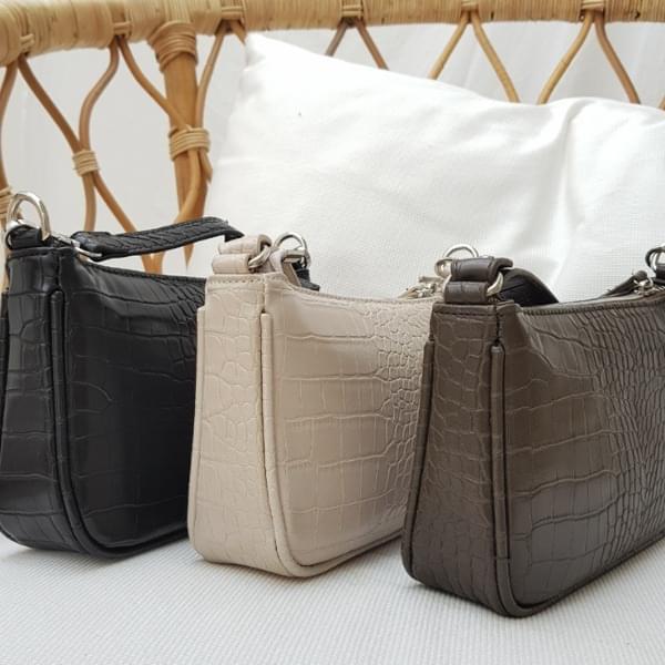 Els Python shoulder bag