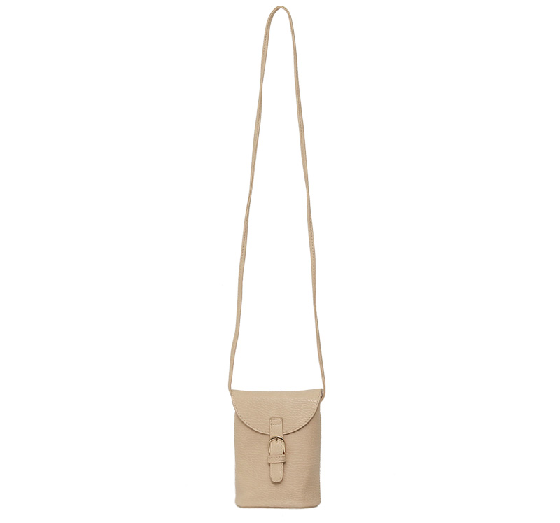 Belt buckle mini bag_C