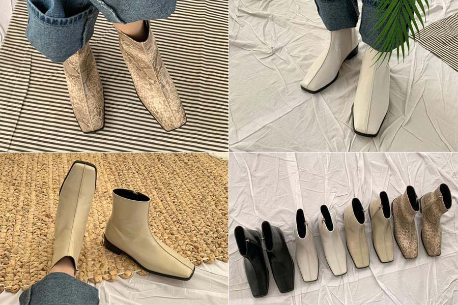 Middle Hill Square Ankle Boots_ss03366