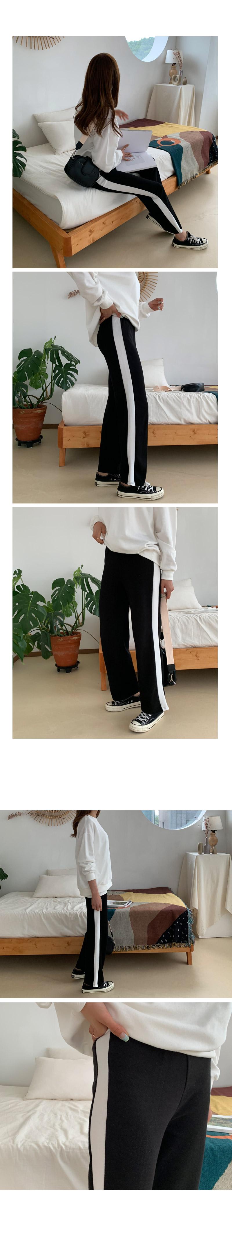 Matthew Line Banding Pants