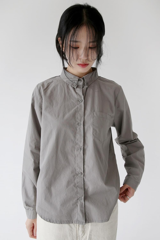 light texture pocket shirts