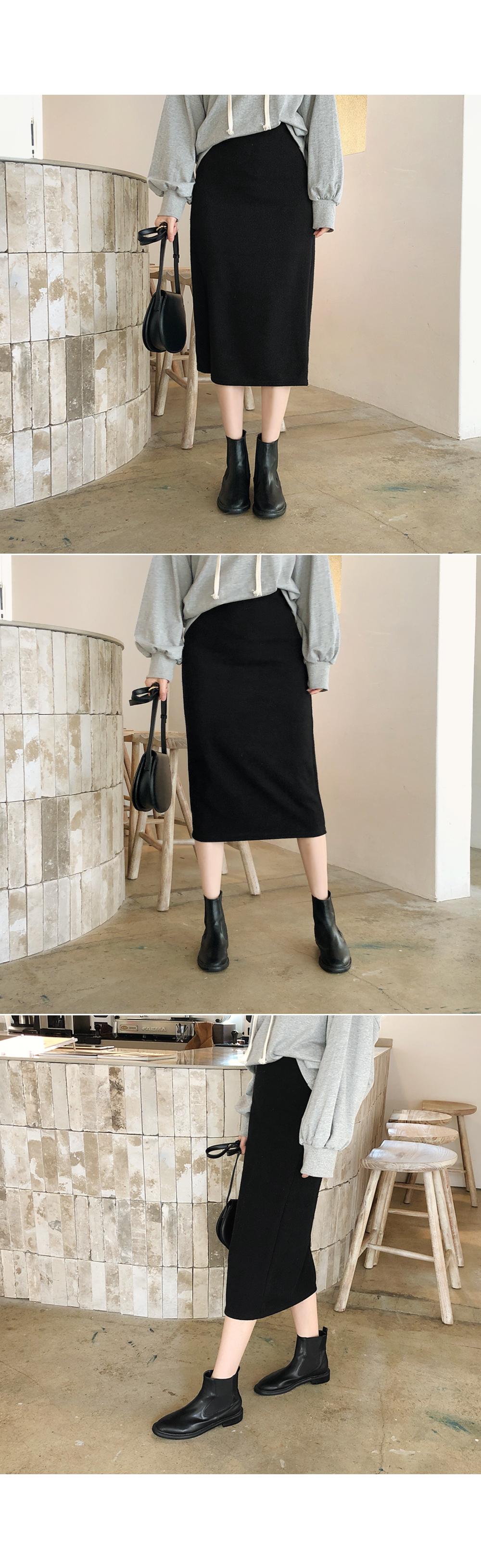 Elegant Slim Fit Skirt
