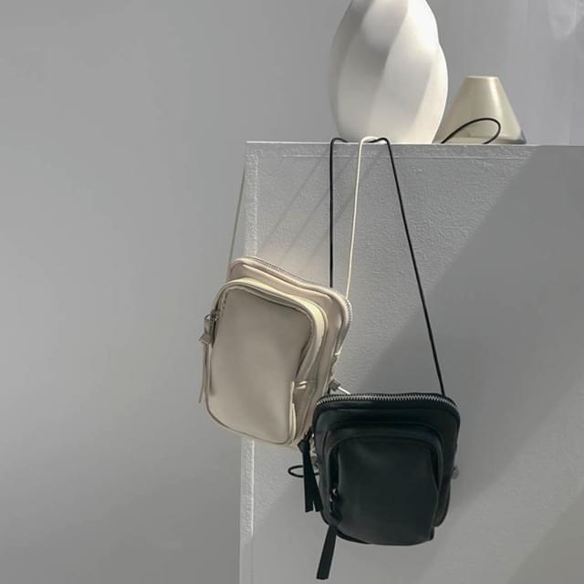 Mini Auger Hip & Cross Bag