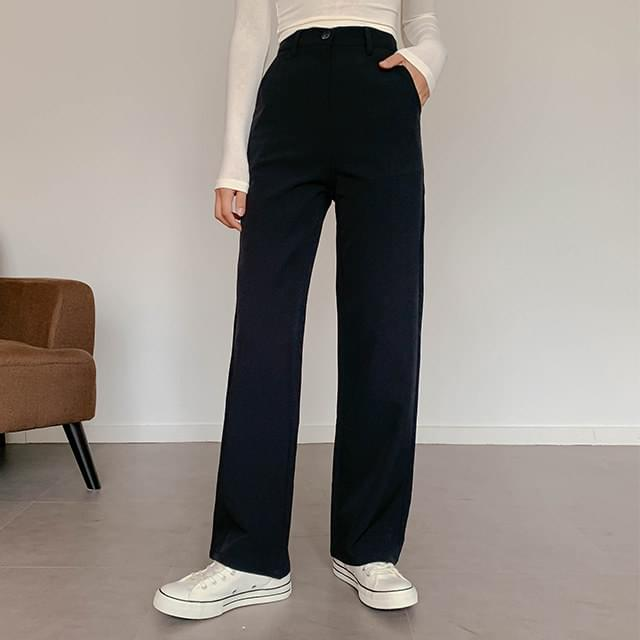 ABS Semi-Wide Slacks