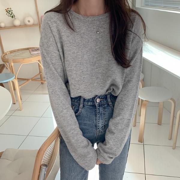 Berkeley wool round knit