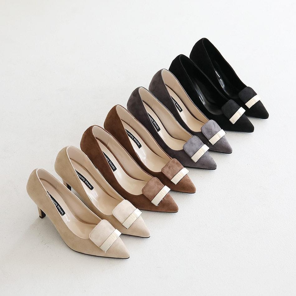 Tip fit stiletto heel 8 cm