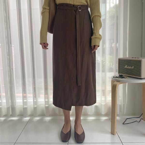 Timothy belt skirt