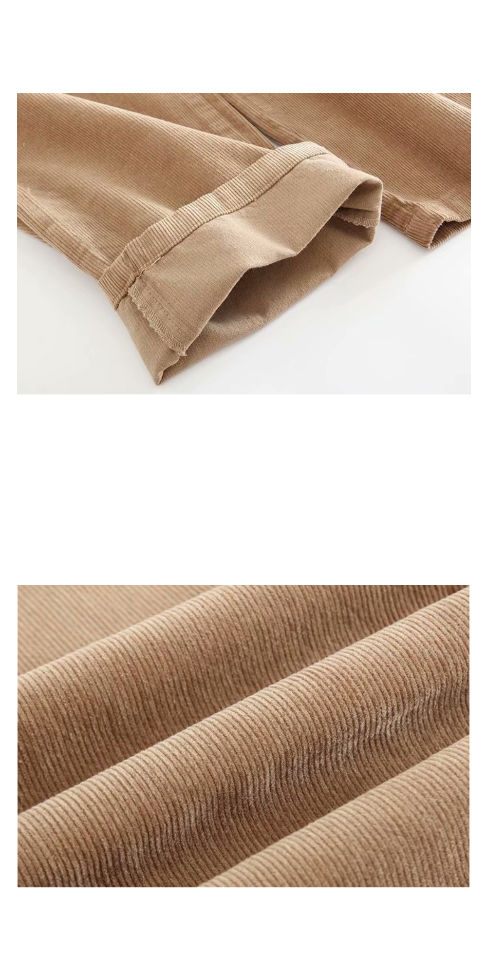 Corduroy autumn basic pants _pt03384