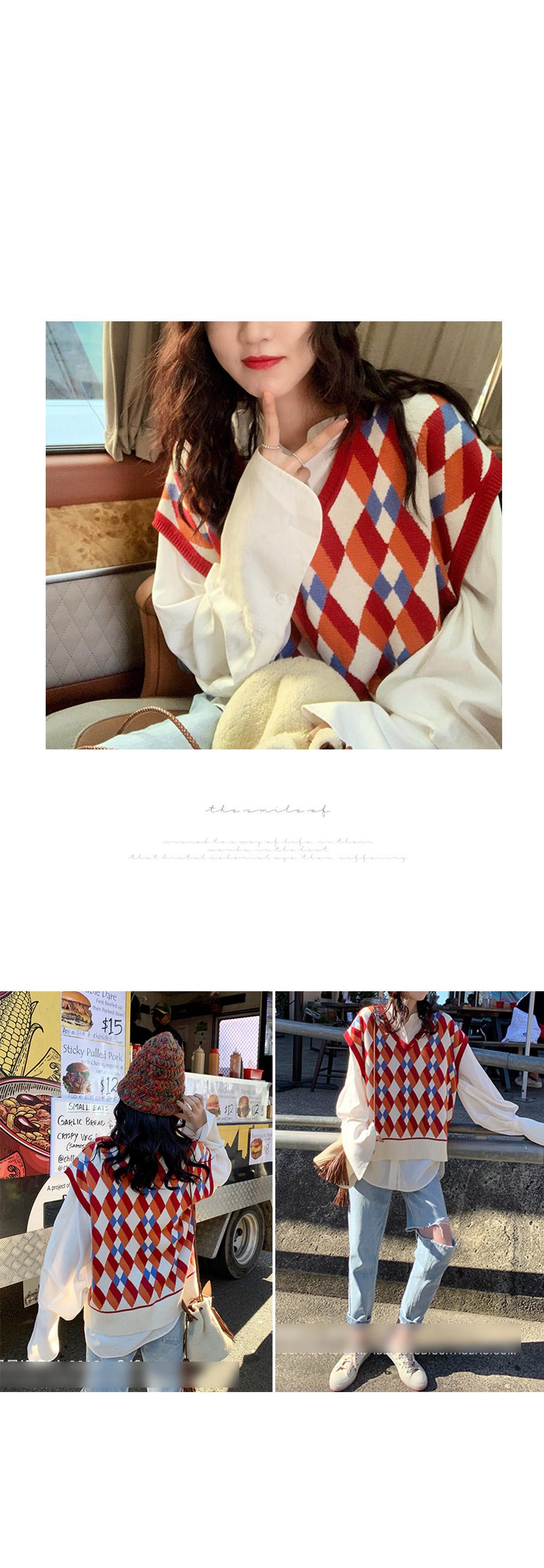 Must Argyle Knit Best
